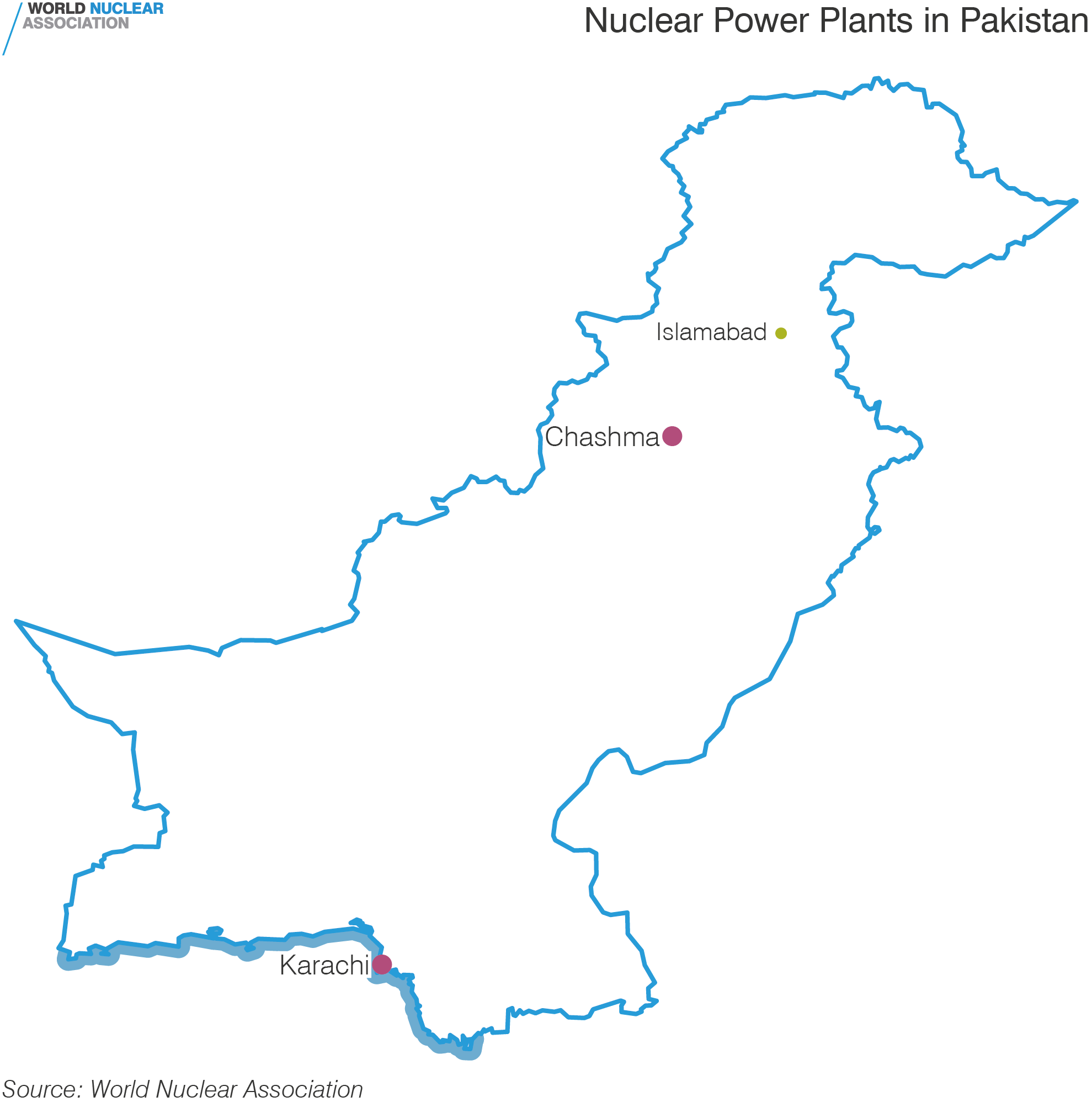 Nuclear Power Plants in Pakistan
