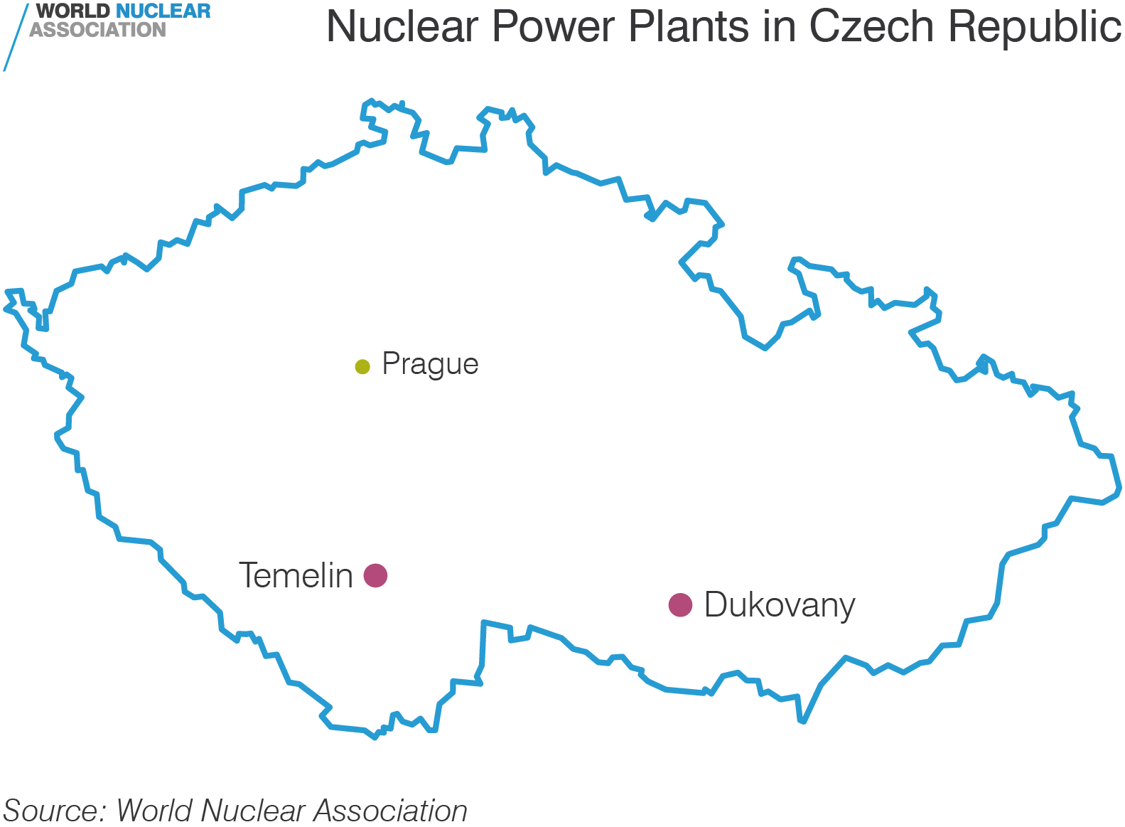 Nuclear Power Plants in Czech Republic