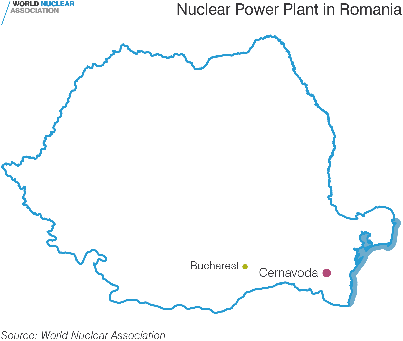 Nuclear Power Plant in Romania