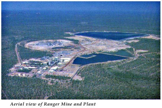 Australia's Uranium Mines - World Nuclear Association